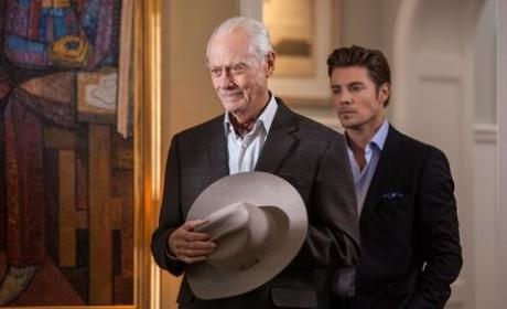 Dallas Season 2 Scene