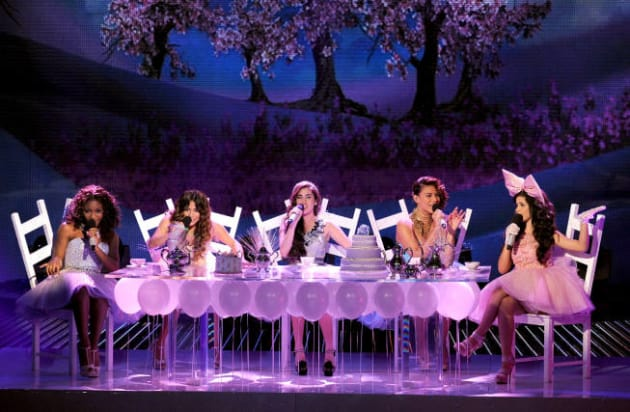 Fifth Harmony in Action