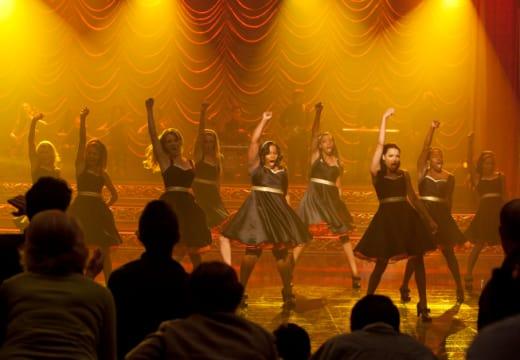 All Glee Girls