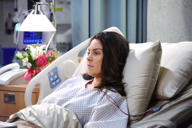Chloe Wakes Up! - Days of Our Lives