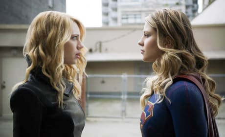 Supergirl Vs Psi - Supergirl Season 3 Episode 2