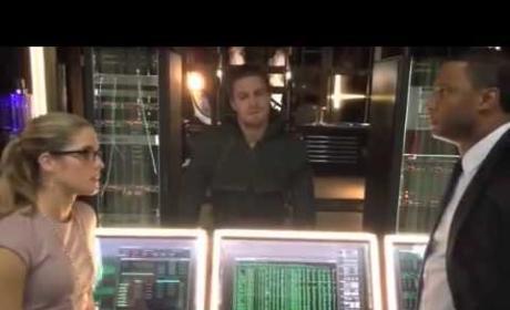 Arrow Thanks Batkid