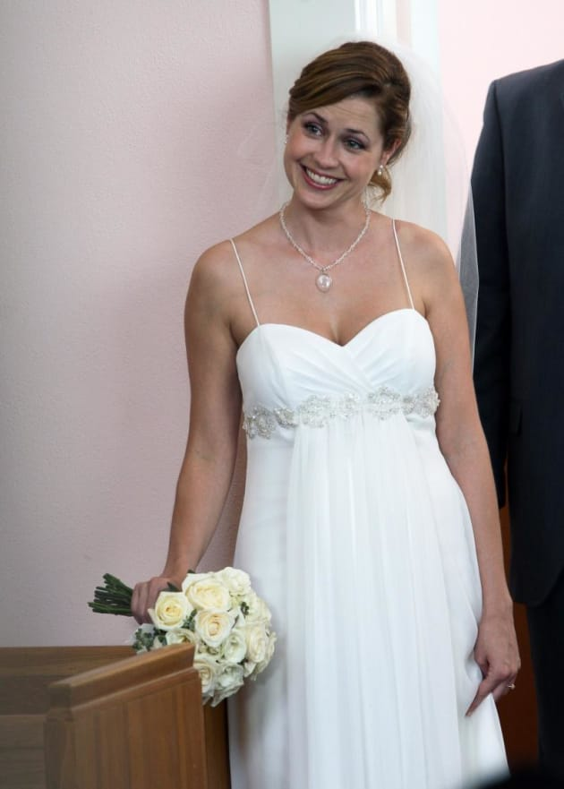 Pam the Bride