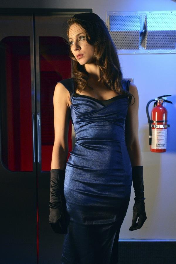 Spencer in Blue