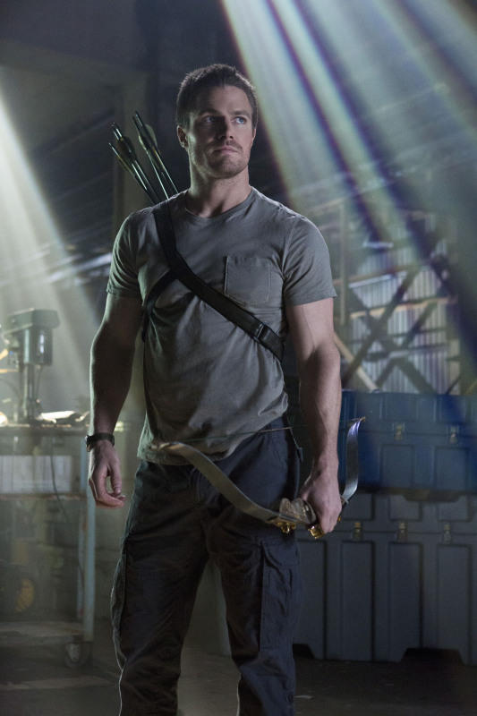 Arrow Premiere Pic