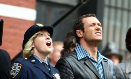 Gretchen Mol and Jason O'Mara