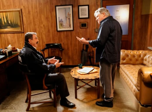 Lenny Ross Returns - Blue Bloods Season 8 Episode 17