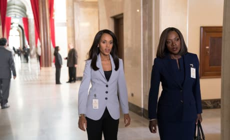 The Fiercest Women Around - How to Get Away with Murder Season 4 Episode 13