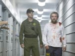 Terry in Prison - Ray Donovan Season 3 Episode 3