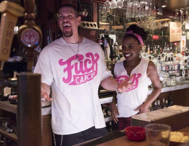 Kev and V are Back Behind the Bar! - Shameless Season 8 Episode 2