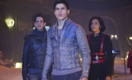Krypton & Happy Ordered to Series at Syfy