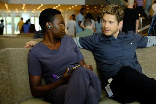 Work Friend Goals - The Resident Season 1 Episode 4