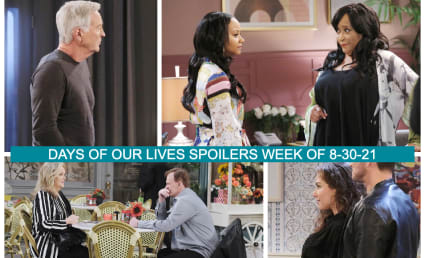 Days of Our Lives Spoilers Week of 8-30-21: Road Trips, Fun... and Heartbreak