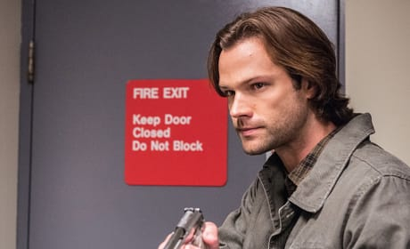 Game face on, Sam! - Supernatural Season 12 Episode 5