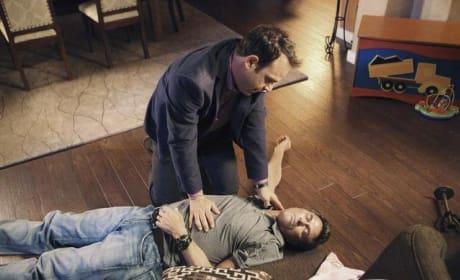 Save Him, Cooper!