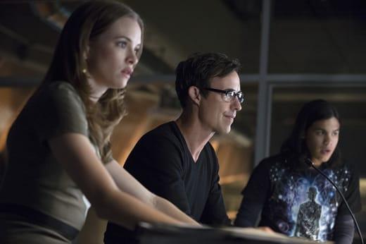 Run, Barry, Run! - The Flash Season 1 Episode 2