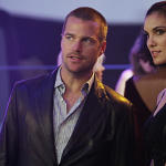 Kensi and G in Action