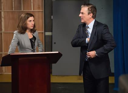 Watch The Good Wife Season 6 Episode 11 Online