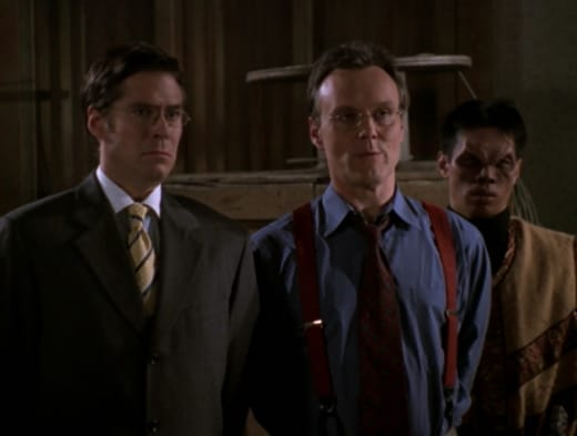 Capturred - Buffy the Vampire Slayer Season 3 Episode 14