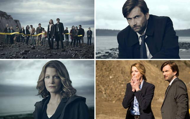Meet the cast of gracepoint