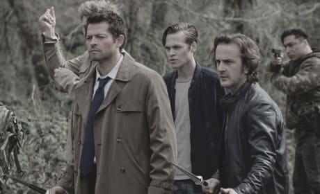 The Fight Begins - Supernatural Season 13 Episode 22
