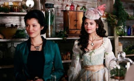 Pearl and Katherine