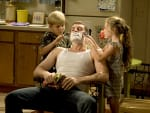 Chase Moran and Kids