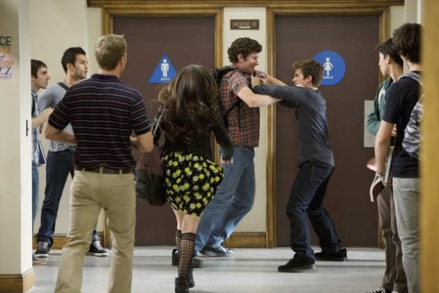 Pretty Little Liars Season 1 Episode 7: