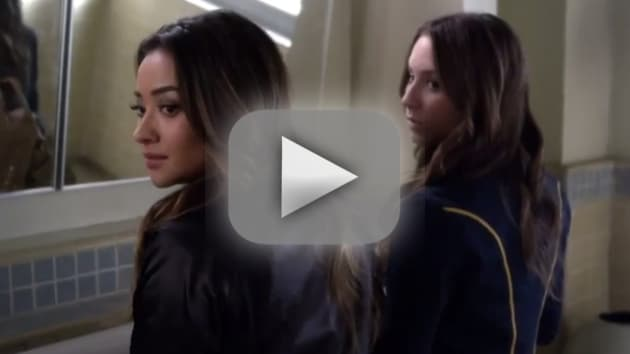 Pretty Little Liars Clip - Turning from Paige
