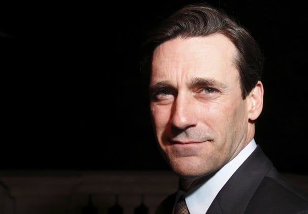 Jon Hamm at the TCAs