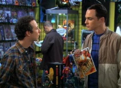 Watch The Big Bang Theory Season 2 Episode 22 Online