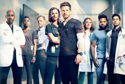 The Resident Season 4 Cast