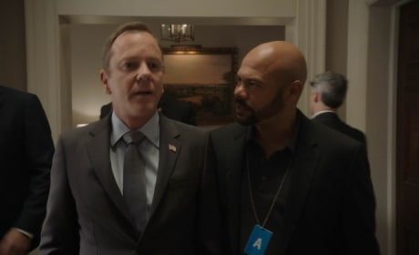 Dax and Tom - Designated Survivor