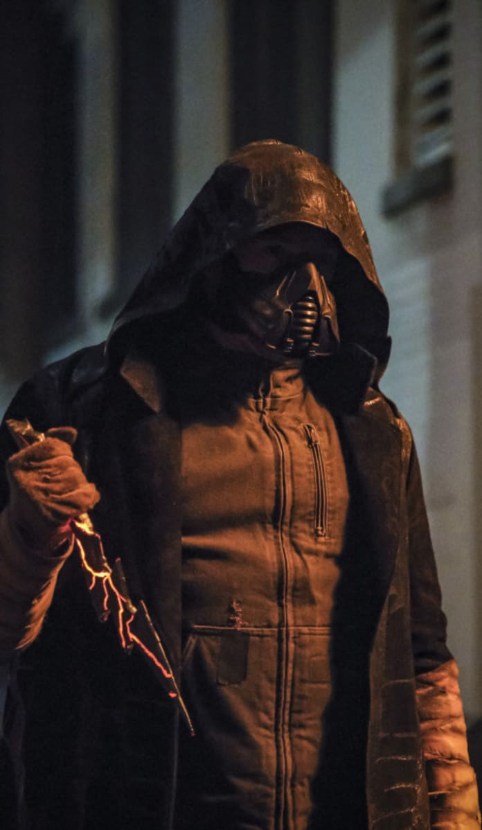 Cicada Won't Give In - The Flash Season 5 Episode 16 - TV