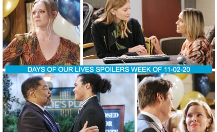 Days of Our Lives Spoilers Week of 11-02-20: Coming Home Again