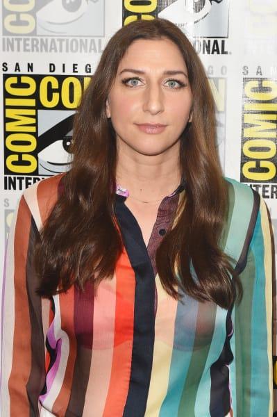 Chelsea Peretti at Comic-Con