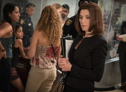 Watch The Good Wife Season 7 Episode 1 Online
