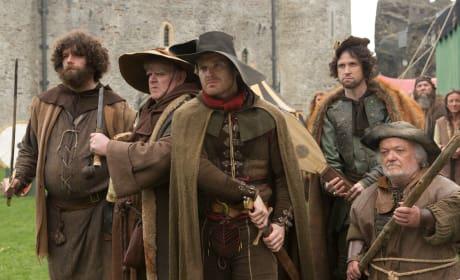 More Merry Men! - Doctor Who Season 8 Episode 3