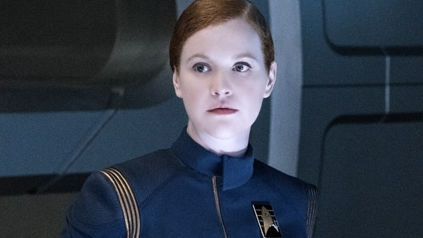 Cadet Tilly - Star Trek: Discovery Season 1 Episode 3