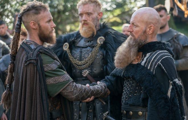 Vikings Season 5 Episode 18 Review: Baldur