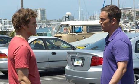 Dexter and Quinn