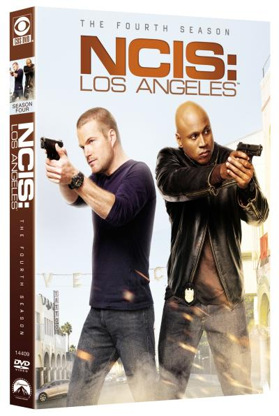 NCIS LA DVD