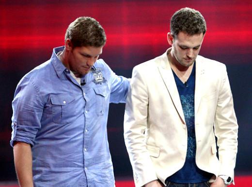 Michael and Matt