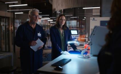 CSI: Vegas Season 1 Episode 3 Review: Under the Skin