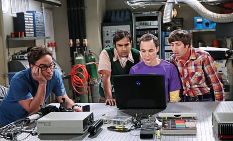 New Ways to Procrastinate - The Big Bang Theory