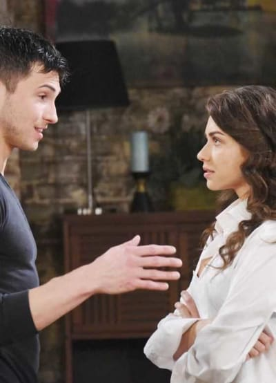 Fighting the Attraction - Days of Our Lives