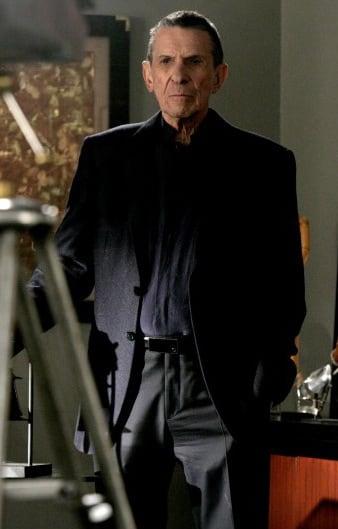 Leonard Nimoy as William bell