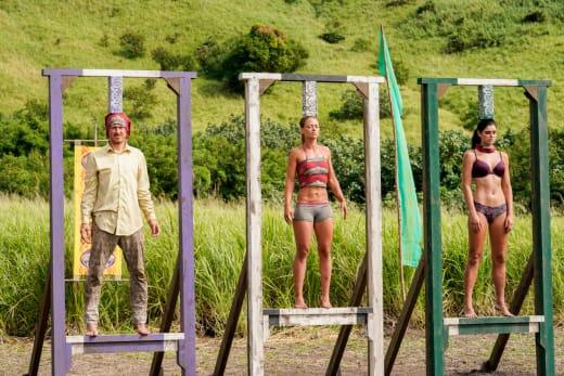 Finding Their Balance - Survivor