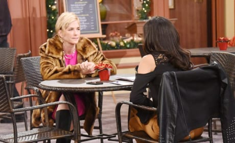Eve Makes a Surprising Offer - Days of Our Lives