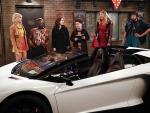 The Lamborghini - 2 Broke Girls